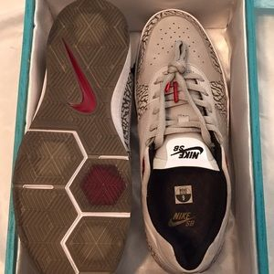 Nike Sb Paul rodriguez 9 elite J Rod sz 9